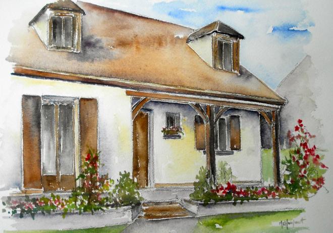 Maison de Seine et Marne