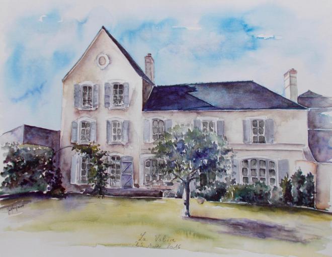 une maison en Bretagne