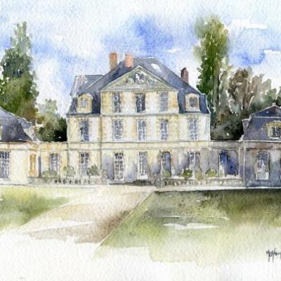Château de Nandy (Seine et Marne)